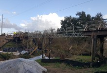 TAPScaffold(rail bridge)
